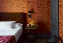 Bedrooms with Color and Pattern