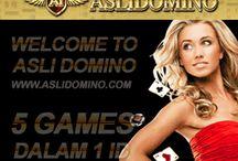 agen poker online dan domino online terpercaya Indonesia / Kumpulan situs agen judi poker dan domino online terpercaya di Indonesia