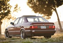BMW 5 Series (E34) / BMW 5 series produced from 1988 to 1996