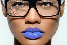 Bold Lips & Beautiful Eyes