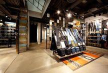 Retail Design  / Store & retail interior design