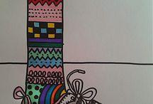 Substitute teacher art lessons