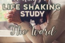 Bible Study / Methods and inspiration to study the Word of God