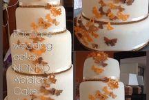 / Gateau mariage, Cake Designer Laura Coppeti pour NOMAD Abidjan ...