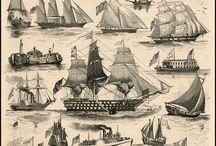 ship sea shell