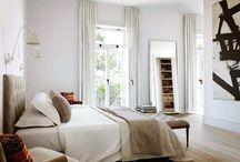 Bedrooms / by Carina Hinze
