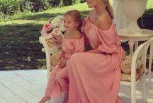 moda para madres e hijas