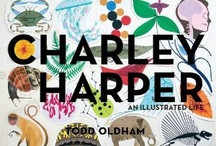 Charley Harper / A collection of Harper's work, used for inspiration.