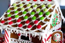 gingerbread house idea's