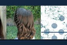 Kallia's hair