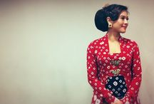 I ❤ Kebaya Batik and Brocade