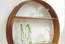 Shelves, hangers / by Lada Mallada
