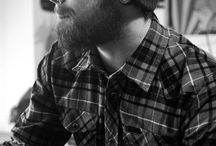 Face Flair / Really just an excuse to pin really lovely men. / by Abigail Harr