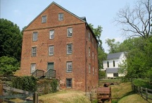 Waterford, VA / Charlie is very active in Waterford's historic preservation.