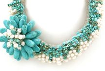 Turquoise Lover / If I were to wear one type of rock for the rest of my life... it would be turquoise!