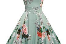 dresses....