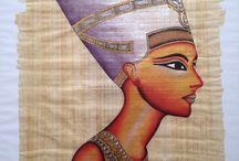 Египет / Папирус