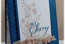 Cards-sorry / by Jolene Cowden