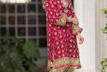 Ethnic formal wear