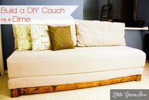 DIY- Couch Bed