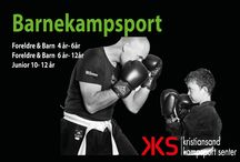 Kampsporttilbud hos oss. / The things we offer at Kristiansand kampsport Senter