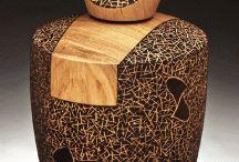 toczenie w drewnie / misy,miseczki zdrewna,intarsja,rekodzielo z drewna