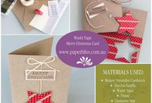 Card Making Inspiration by Paper Bliss / Card making Inspiration and ideas by Paper Bliss