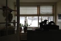 Wit maakt alles mooier / Eindelijk sneeuw