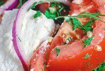 Salads & Veg