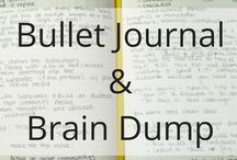 Journals for the Brain & Soul / Intentional focus on Mind, Heart & Soul on the pages