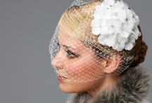 Pieces full of verve - made by me / Billie´s goes Jazzafine - headpieces & accessoires made in Germany / by Carolina Bejenar