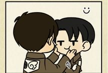 Levi x Eren / I made this board for anyone who ships Levi and Eren. Anyone is free to join just comment on a pin or follow this board. Just pin only pins of Ereri pls! Keep it clean too!!WELCOME TO OUR BOARD!!!!
