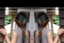 Hair Ideas / by Cambria Neese