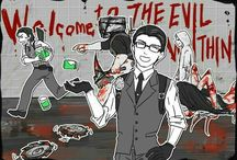 Gamer Stuff / Mostly The Evil Within...