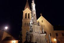 Veszprém Trinity Statue