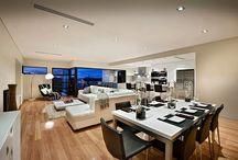 living room / inspirace pro řešení obývacího prostoru