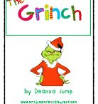 the Grinch, Polar Express, Gingerbread Man