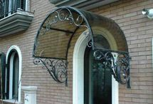 pour la porte de la terrasse