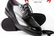 Ghillie Brogues / Ghillie brogues are the shoes traditionally worn with a kilt outfit.