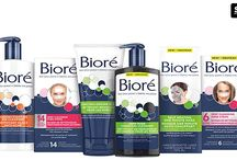 Purify Pores  / The ultimate guide to great skin with Bioré
