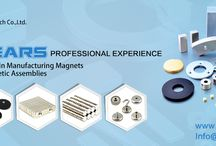 Ferrite Pot Magnets / Ferrite Pot Magnets are useful for corrosion resistance, marine, low cost and higher temperature applications. Variants are available with ferrite magnetic core, with threaded socket, countersunk or cylinder bore or external thread.