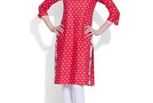 Cotton Printed Long Kurta- Women / Very Me brings you a variety of kurtas to put you into the league of the styling and trendy people of the fashion world. With a slight touch of tradition, you can showcase your unique style to world.