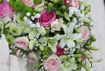 Svatební kytky
