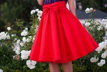 Fashion: Midi Skirts