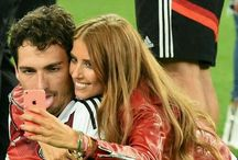 """Cathy Fisher and Mats Hummels / Catherine """"Cathy"""" Fischer-Hummels was born on 31 January 1988 in Dachau as Catherine Fischer) is a German presenter in Munich, she met the 2007 Footballer Mats Hummels On June 15, 2015 he married his longtime friend Mats Hummels Bayerischer Hof in Munich.Mats Hummels Julian was born on 16th December 1988 in Bergisch Gladbach is a German football player. He plays as a defender for Borussia Dortmund.Mats He is the son of sportswriter Ulla Holthof and football player Hermann Hummels"""