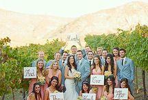 Fotos de casamento (Idéias)
