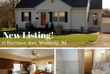 Sold!  16 Harrison Ave. Westerly, RI