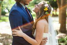 wedding day / a June bohemian wedding //   photography by Ben Brinker.