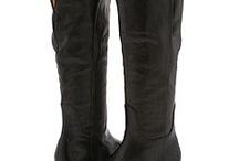 these boots were made for walkin' / by Suzie Visser Klander