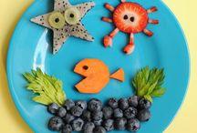 Roliga maträtter för barn